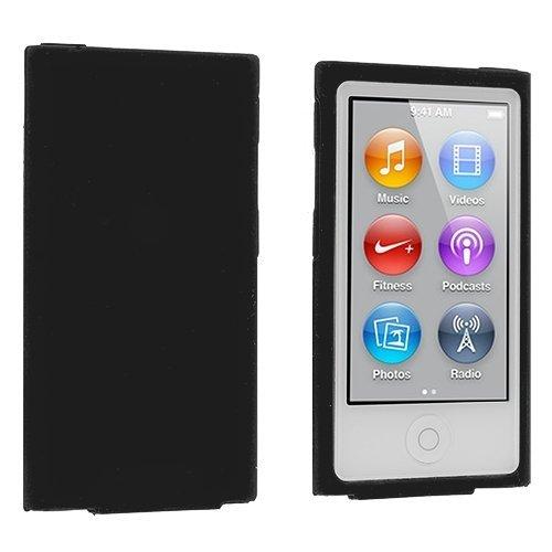 Eightnice (TM) Farbe Silikon Weich Gummi Gel Skin Schutzhülle Für iPod Nano 7th Generation 7 G 7 (Ipod Nano 7. Fällen)