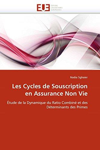 Les cycles de souscription en assurance non vie