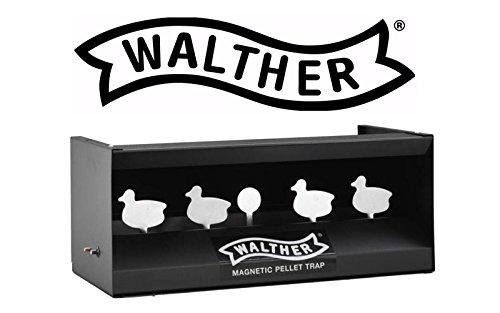 Walther Figuren-Scheibenkasten Entenkasten mit 4 Kippscheiben Test