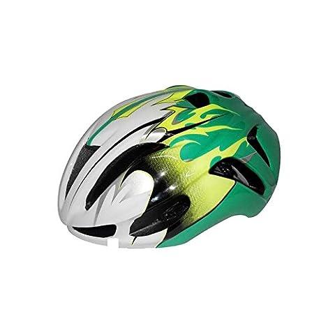 Lei HuanLeBao Fahrradhelm / Rennrad / Mountainbike Professionelle Qualität Ein Molding Reithelm , Green