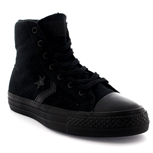 Converse  Star Player Adulte Mono Cvs Hi, Sneakers Basses homme Noir