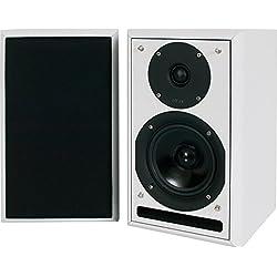 Eltax Monitor III BT 40W Noir Haut-Parleur - Hauts-parleurs (2-Voies, avec Fil &sans Fil, 3,5 mm, 40 W, 55-22000 Hz, Noir)