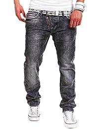 MT Styles Jeans Side-Zip Pantalon homme RJ-2044