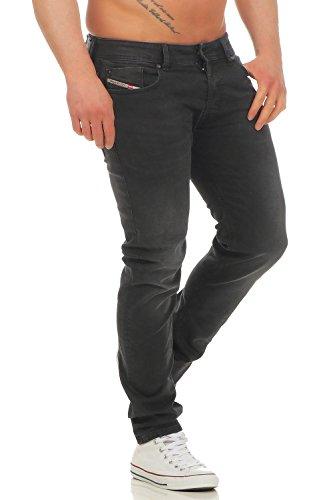 Diesel Herren Jeans Troxer RA468 Slim Skinny Hose Farbe: RA468; Größe: W34/L30 - Hose Diesel