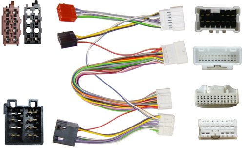 double-connector-for-dacia-iso-2012-mercedes-2012-renault-2012