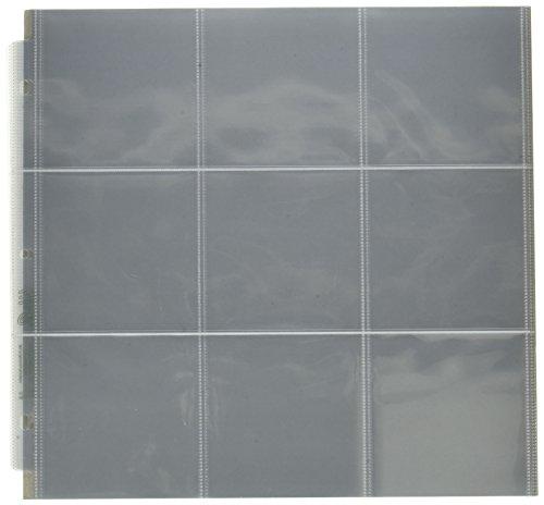 We R Memory Keepers 30,5x 30,5cm (9-10,2x 10,2cm Taschen) 3Ring Album Foto Sleeve Protektoren, 10PK -