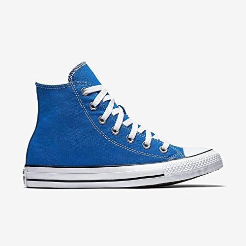 Converse Unisex Shoes Chuck Taylor All Star Hi Top Soar Blue Fashion Sneakers (9 Men's /11 Women's)