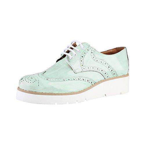 Ana Lublin , Chaussures de ville à lacets pour femme Vert