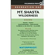 MAP Mt. Shasta Wilderness Recreation (Recreation Map)