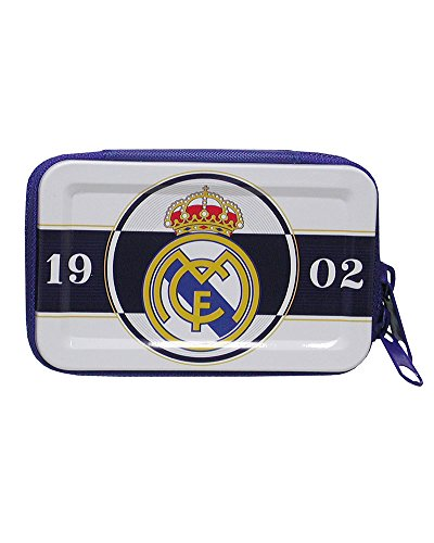 REAL MADRID CF® Monedero Rectangular con Cremallera
