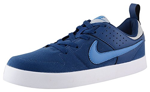 Nike Men's Liteforce III Coastal Blue/ Star Blue- WLF GRY Casual Shoes (10 UK/India)