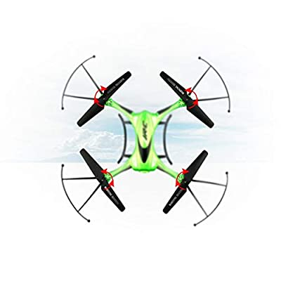 Lorenlli 4 Pairs of Original Mini Drone Propellers Parts Portable CW/CCW Propellers Compatible With JJR/C H31 GoolRC T6 RC Quadcopter