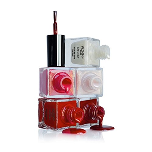 Korff Make Up Vernis couleur plein longue tenue n ° 17 7 ml