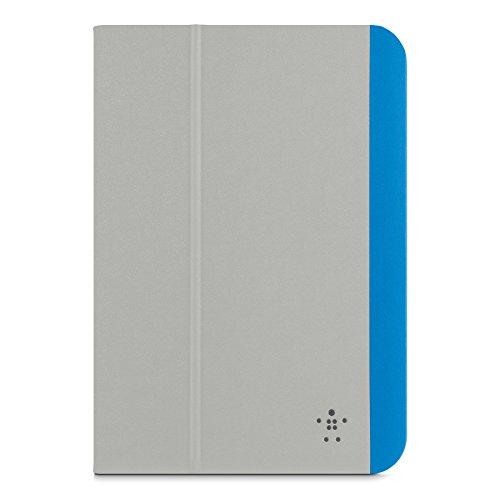 Belkin Slim Style Schutzhülle für Apple iPad Mini 1/2/3, grau blau