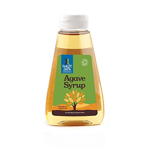 Crazy Jack Organic - Agave Syrup - 250ml (Case of 6)