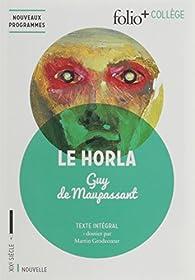 Le Horla par Guy de Maupassant