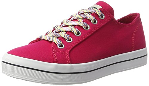 Sneakers Femme 1d1 Hilfiger N1385ice Virtuale rosa 615 Bassi Tommy Rosa wR6p1tqR