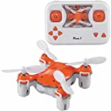 PowerLead Mini RC Drone 2.4GHz RC Quadcopter 6 Axes Gyro Remote Control Drone - Best Reviews Guide