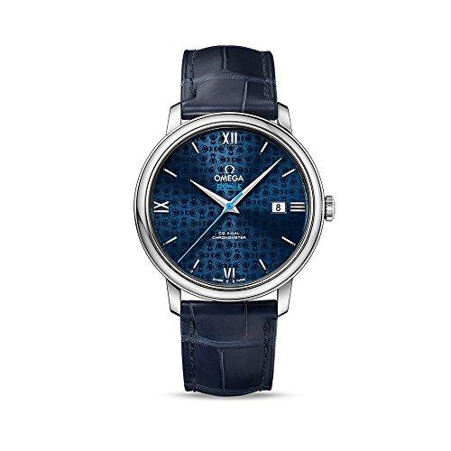 Omega De Ville Automatische Herren Armbanduhr 424.13.40.20.03.003
