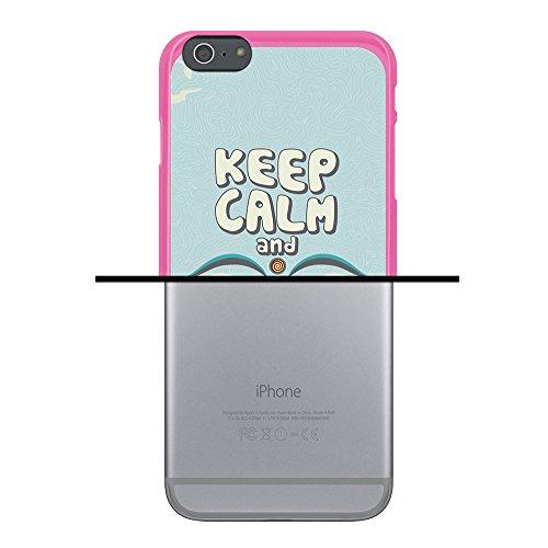 iPhone 6 Plus | 6S Plus Hülle, WoowCase Handyhülle Silikon für [ iPhone 6 Plus | 6S Plus ] Satz mit Herz - All You Need is Love Handytasche Handy Cover Case Schutzhülle Flexible TPU - Transparent Housse Gel iPhone 6 Plus | 6S Plus Rosa D0161