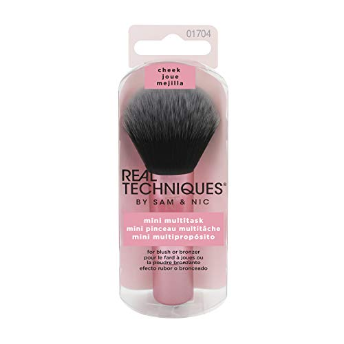 Real Techniques Mini Multitask Brush - Mini Brocha