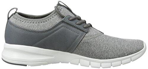 Gola Salinas, Chaussures de Running Entrainement Femme Gris (Grey Marl/White)