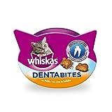 Dentabites de higiene oral de uso diario para gatos de 40g |  [Pack de 8]