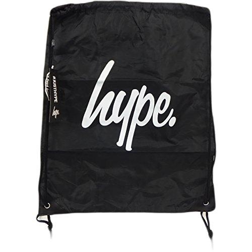 just-hype-hype-bag-kit-herren-daypack-gr-einheitsgrosse-drawstring-plain-black