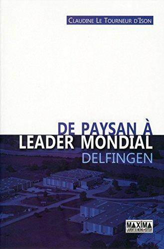 De paysan  leader mondial Delfingen