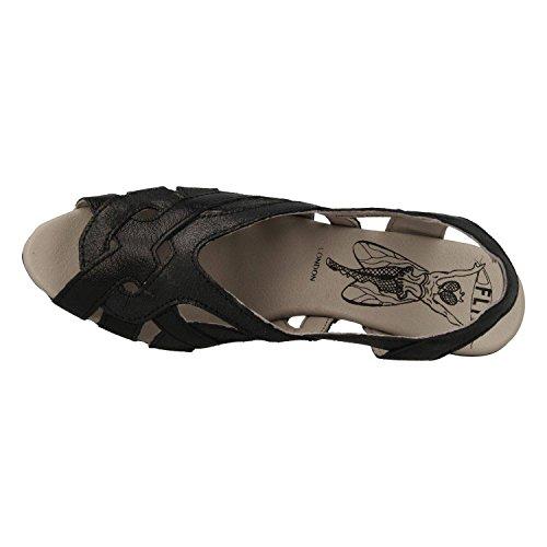 FLY LONDON Sandale P144220000 Noir