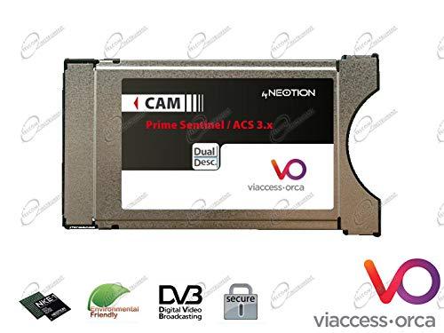 Neotion Viaccess Prime Sentinel / ACS 3.x Secure CI Modul V4.00 für SDTV und HDTV