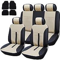 Universal Auto Sitzbezüge Sitzauflage Schonbezug Komplettset SCSC0106