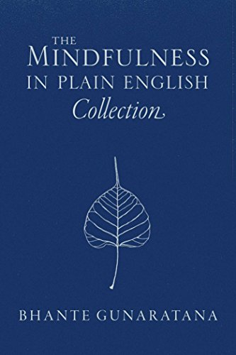 The Mindfulness in Plain English Collection (Leatherbound)
