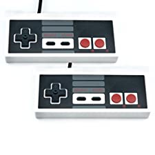 Link-e : 2 X Mando / Controlador De Juego Para Consola Nintendo NES Original
