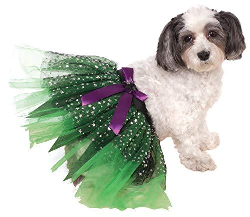 Rubies Costume Company Hexe Tutu mit Sternen Pet Kostüm