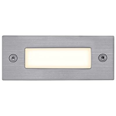 KANLUX TAXI LED Wandeinbauleuchte mit 12 LED WW 2700K, rechteckig von Kanlux - Lampenhans.de