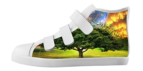 Dalliy Tree of Life Baum des Lebens Boy's Canvas shoes Schuhe Footwear Sneakers shoes Schuhe E