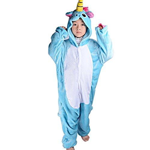 Animaux-Pyjama-Combinaison-de-Nuit-pour-Enfants-Kigurumi-Halloween-Cosplay-Costume-Pyjama