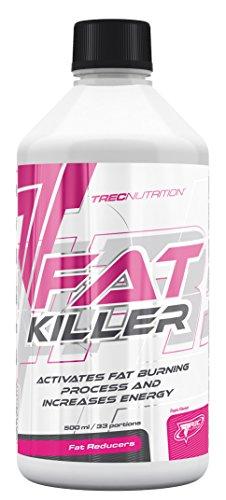 Trec Nutrition Fat Killer Fatburner Fettverbrennung Fettabbau Fettbrenner Stoffwechsel Diät Bodybuilding 500ml (Tropical)