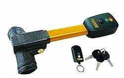 8001101 SWAT PRO Lenkradkralle mit Alarm und Fernbedienung - Diebstahlsicherung - KFZ-Alarm