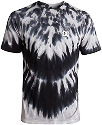 DC Shoes Men's Single Star 2 SS T Shirt Black