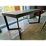 Tavolo In Ferro Moderno.Amazon It Gambe Tavolo Ferro Tavoli Da Sala Da Pranzo Sala Da