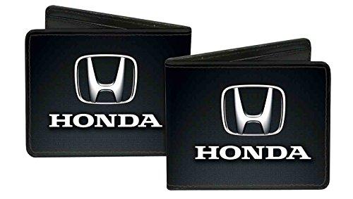 honda-automobile-company-modern-logo-bi-fold-wallet