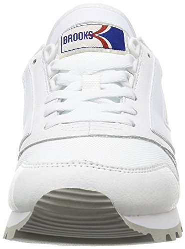 Brooks Heritage Mens BRK_110178_1d_434 White/White