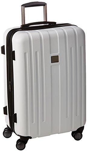 Calvin Klein LH412CC3, Unisex-Erwachsene Koffer, weiß (Weiß) - LH412CC3