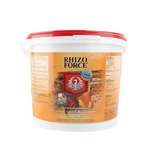 Fertilisant / Stimulateur pour la Culture House & Garden Rhizo Force (4kg)