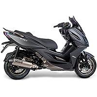 Escape Yasuni máxima de scooter 4T Titanio Look Kymco K de XCT 125 D81