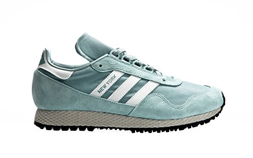 adidas Originals New York, Tactile Green-Vintage White-Core Black