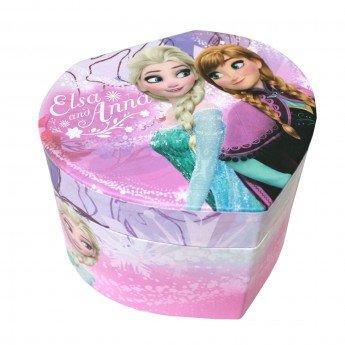 Disney Joyero Corazon con Espejo de Frozen por FROZEN