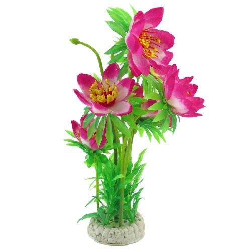 sourcingmap-acuario-emulational-agua-planta-de-flores-11-inch-verde
